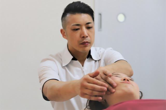 顔の改善・眼精疲労・頭痛・顎関節・自律神経の改善
