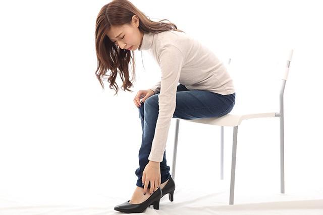 足底筋膜炎の改善
