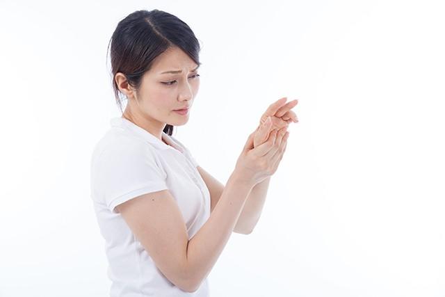 腱鞘炎の改善